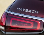 2021 Mercedes-Maybach GLS 600 (Color: Rubellite Red or Obsidian Black) Tail Light Wallpapers 150x120 (25)