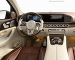 2021 Mercedes-Maybach GLS 600 Exclusive nappa leather mahogany or macchiato Interior Cockpit Wallpapers 150x120 (46)