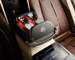 2021 Mercedes-Maybach GLS 600 Exclusive nappa leather mahogany or macchiato Interior Detail Wallpapers 150x120 (31)