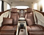 2021 Mercedes-Maybach GLS 600 Exclusive nappa leather mahogany or macchiato Interior Rear Seats Wallpapers 150x120 (45)
