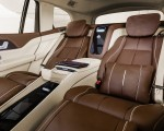 2021 Mercedes-Maybach GLS 600 Exclusive nappa leather mahogany or macchiato Interior Rear Seats Wallpapers 150x120 (34)
