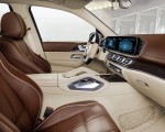 2021 Mercedes-Maybach GLS 600 Exclusive nappa leather mahogany or macchiato Interior Wallpapers 150x120 (28)