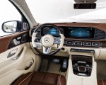 2021 Mercedes-Maybach GLS 600 Exclusive nappa leather mahogany or macchiato Interior Wallpapers 150x120 (29)