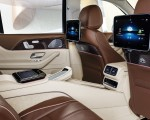 2021 Mercedes-Maybach GLS 600 Exclusive nappa leather mahogany or macchiato Interior Wallpapers 150x120 (30)