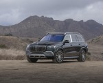 2021 Mercedes-Maybach GLS 600 (US-Spec) Front Three-Quarter Wallpapers 150x120 (38)