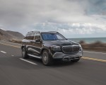 2021 Mercedes-Maybach GLS 600 (US-Spec) Front Three-Quarter Wallpapers 150x120 (6)