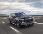 2021 Mercedes-Maybach GLS 600 (US-Spec) Front Three-Quarter Wallpapers 150x120 (2)