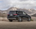 2021 Mercedes-Maybach GLS 600 (US-Spec) Rear Three-Quarter Wallpapers  150x120 (43)