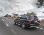 2021 Mercedes-Maybach GLS 600 (US-Spec) Rear Three-Quarter Wallpapers 150x120 (35)