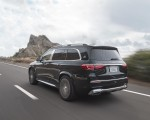 2021 Mercedes-Maybach GLS 600 (US-Spec) Rear Three-Quarter Wallpapers 150x120 (34)
