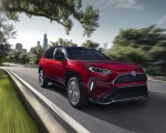 2021 Toyota RAV4 Prime Plug-In Hybrid Front Three-Quarter Wallpapers 150x120 (4)