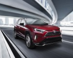 2021 Toyota RAV4 Prime Plug-In Hybrid Front Three-Quarter Wallpapers 150x120 (2)