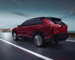 2021 Toyota RAV4 Prime Plug-In Hybrid Rear Three-Quarter Wallpapers 150x120 (3)