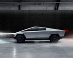 2022 Tesla Cybertruck Side Wallpapers 150x120 (5)