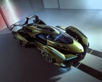 2019 Lamborghini Lambo V12 Vision Gran Turismo Front Three-Quarter Wallpapers 150x120 (3)