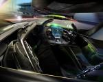 2019 Lamborghini Lambo V12 Vision Gran Turismo Interior Wallpapers 150x120 (15)