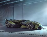 2019 Lamborghini Lambo V12 Vision Gran Turismo Side Wallpapers 150x120 (7)