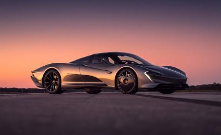 2019 McLaren Speedtail Front Three-Quarter Wallpapers 450x275 (8)