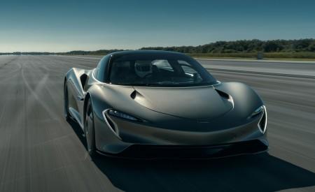 2019 McLaren Speedtail Front Wallpapers 450x275 (4)