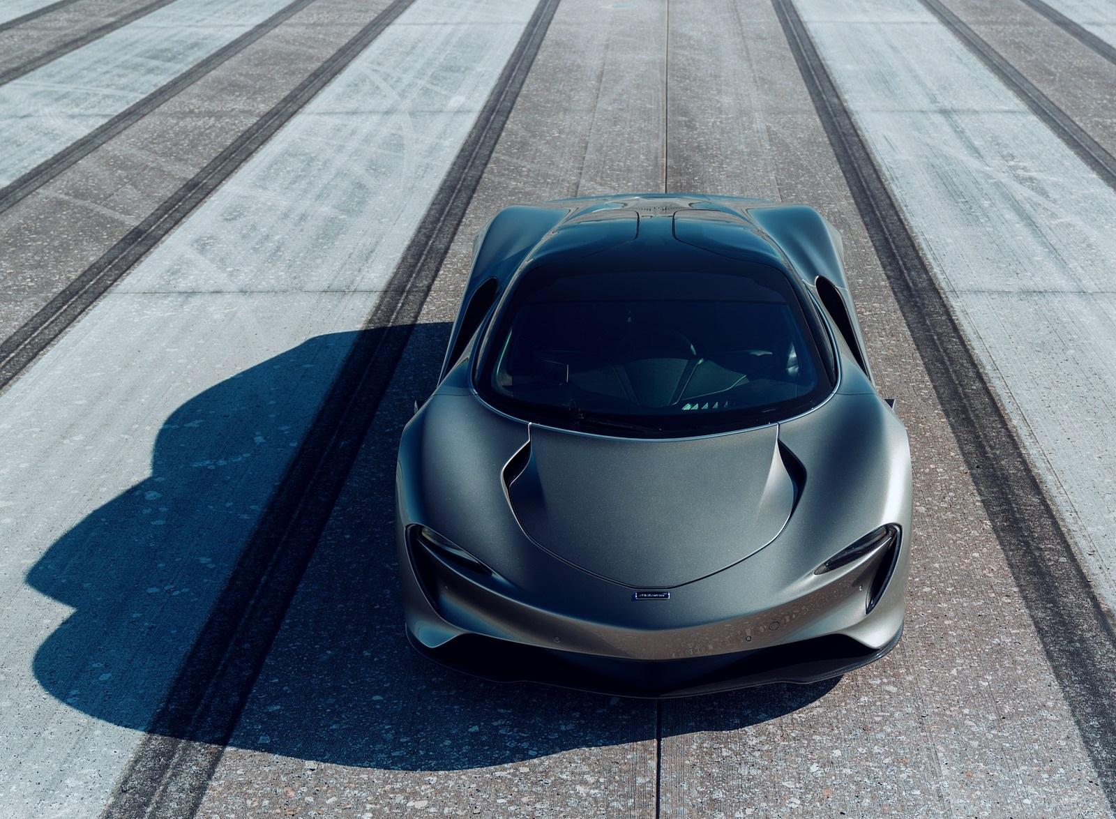 2019 McLaren Speedtail Front Wallpapers (5)