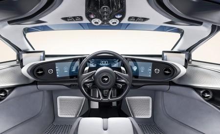 2019 McLaren Speedtail Interior Cockpit Wallpapers 450x275 (30)