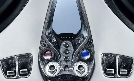 2019 McLaren Speedtail Interior Detail Wallpapers 450x275 (29)
