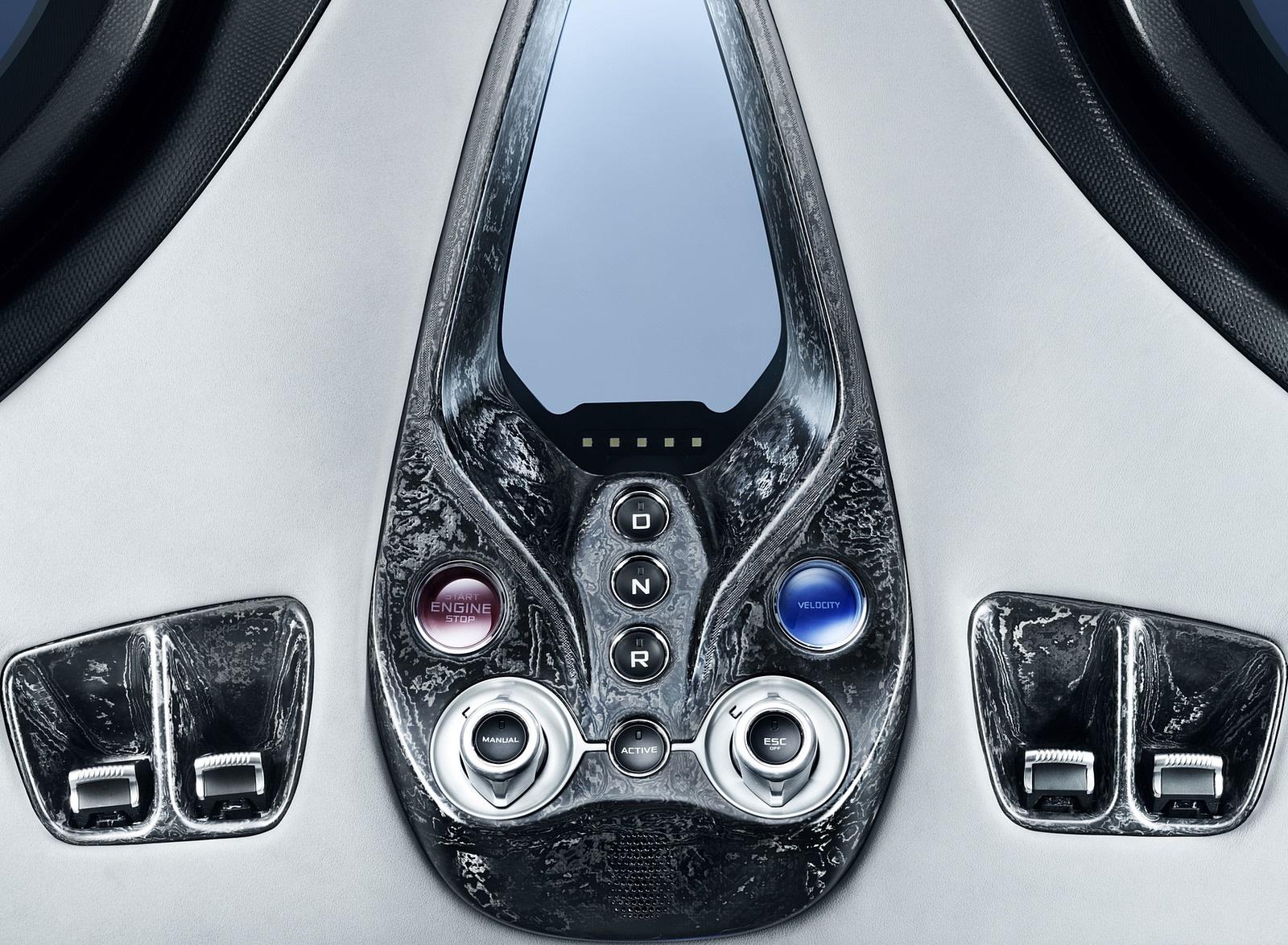 2019 McLaren Speedtail Interior Detail Wallpapers #29 of 39