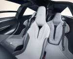 2019 McLaren Speedtail Interior Seats Wallpapers 150x120