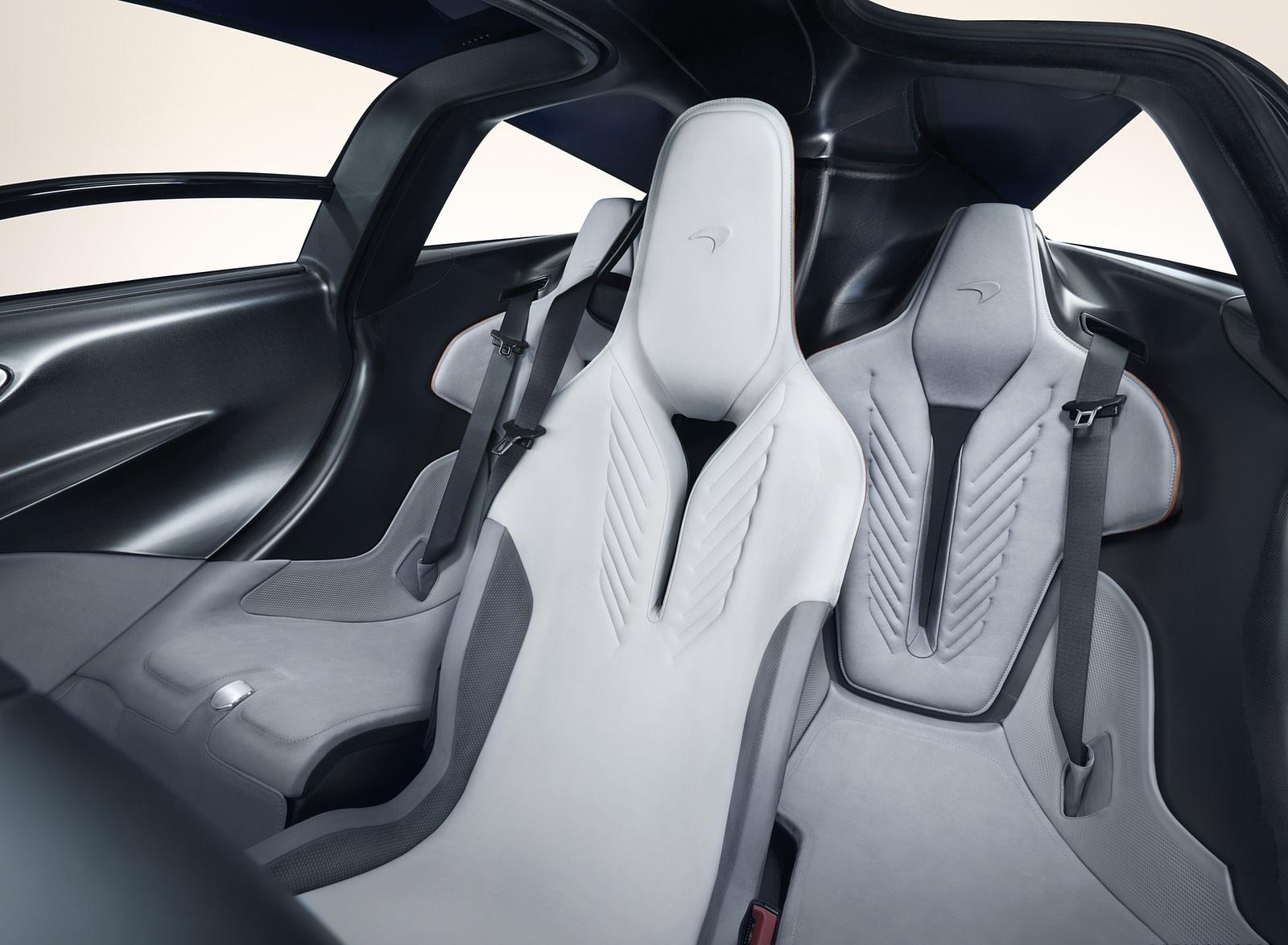 2019 McLaren Speedtail Interior Seats Wallpapers #28 of 39