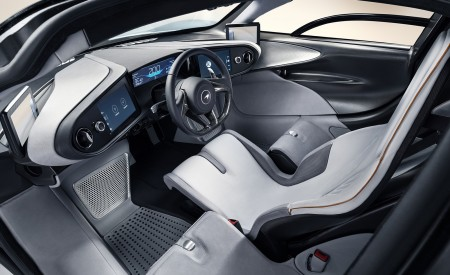 2019 McLaren Speedtail Interior Wallpapers 450x275 (31)