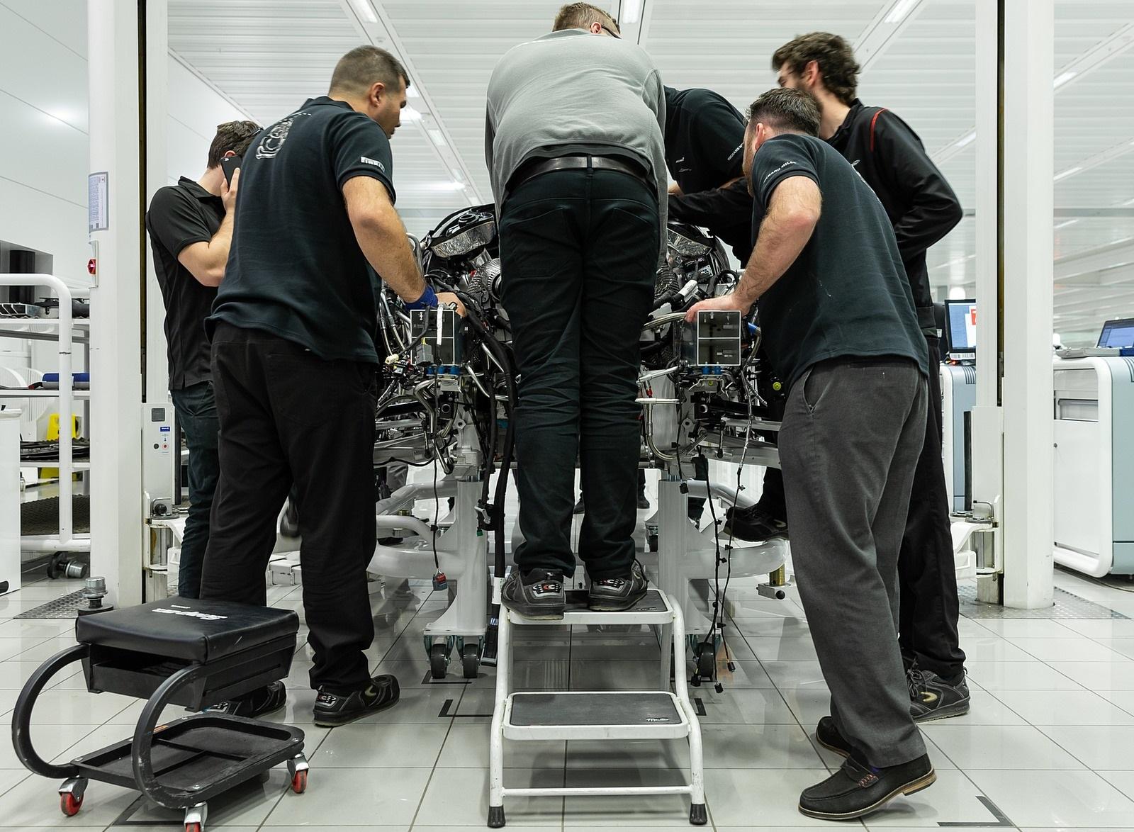 2019 McLaren Speedtail Making Of Wallpapers #39 of 39