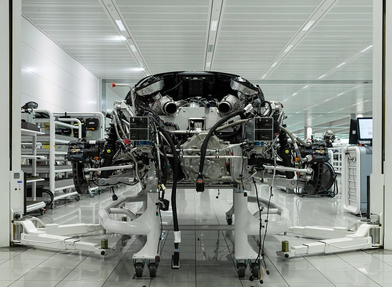 2019 McLaren Speedtail Making Of Wallpapers #36 of 39