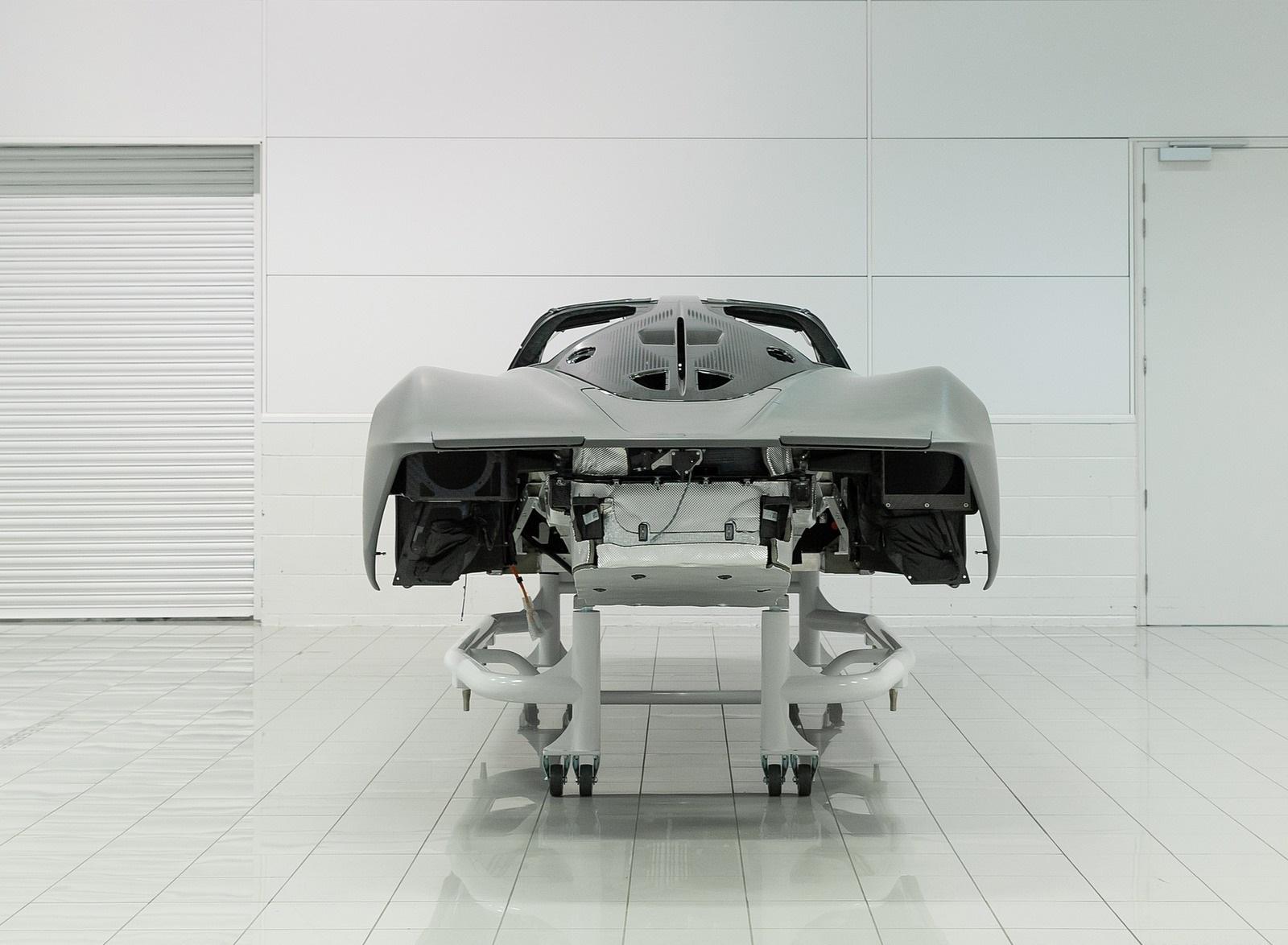 2019 McLaren Speedtail Making Of Wallpapers #34 of 39