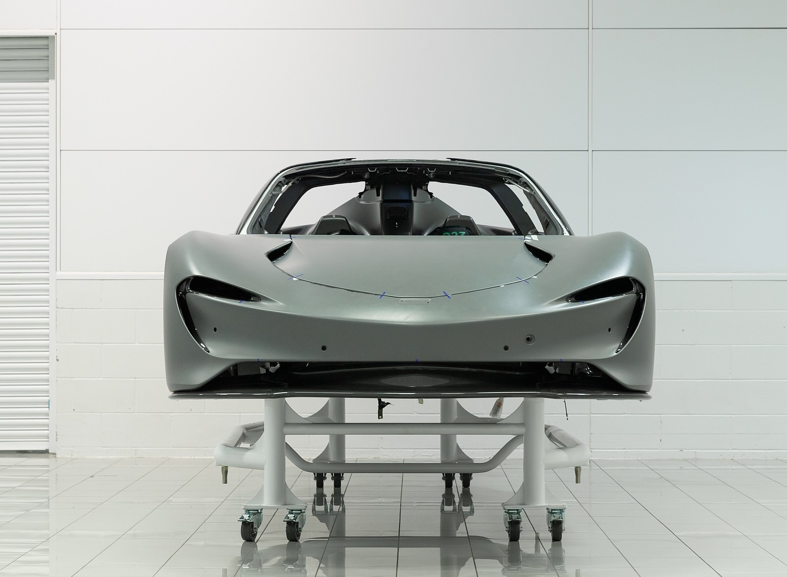 2019 McLaren Speedtail Making Of Wallpapers #33 of 39