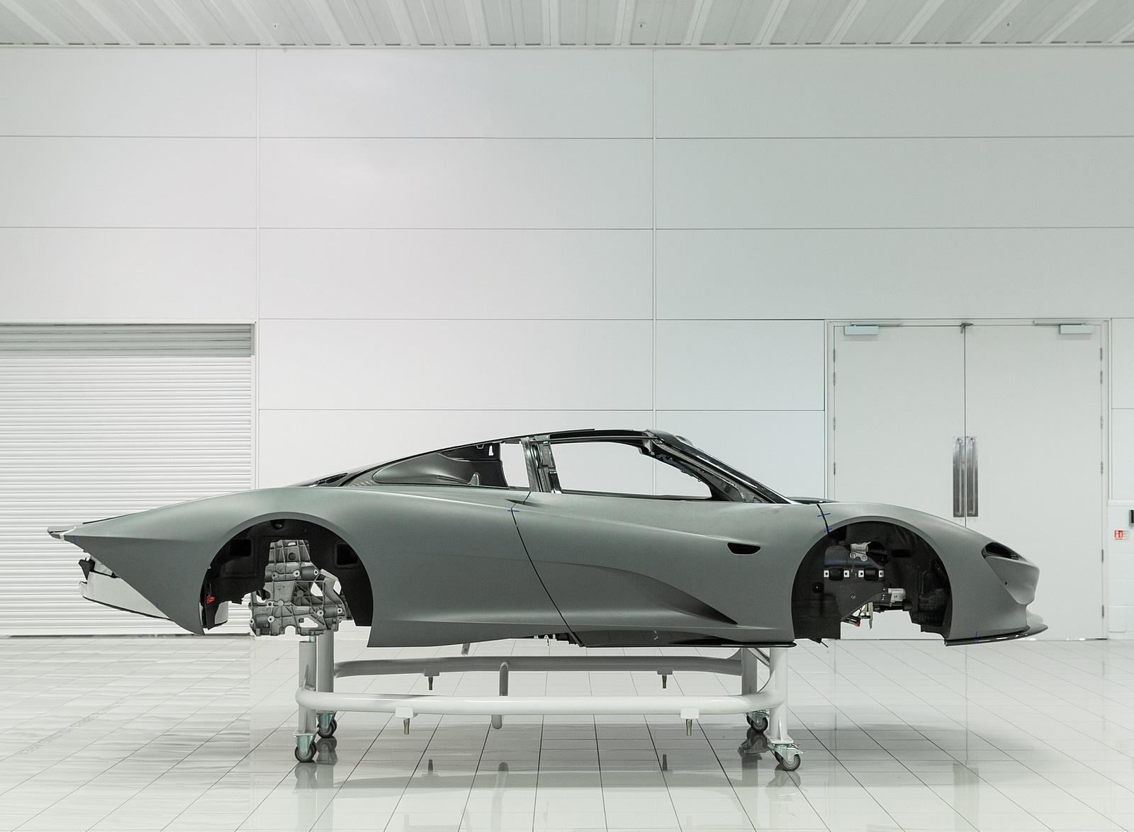 2019 McLaren Speedtail Making Of Wallpapers #32 of 39