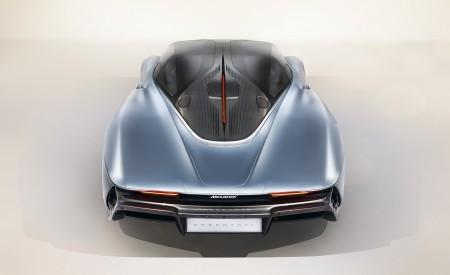 2019 McLaren Speedtail Rear Wallpapers 450x275 (16)