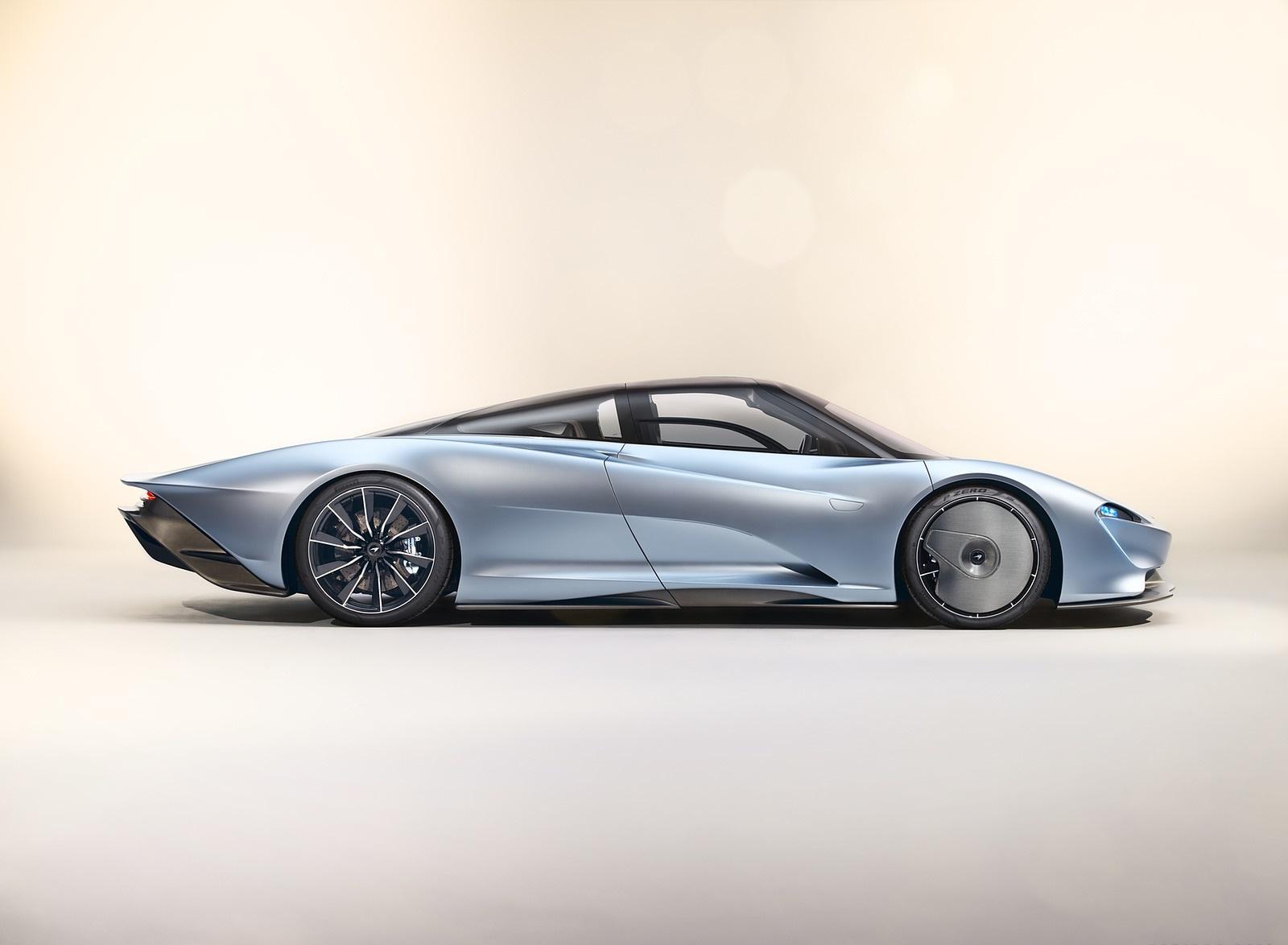 2019 McLaren Speedtail Side Wallpapers #17 of 39