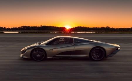 2019 McLaren Speedtail Side Wallpapers 450x275 (3)