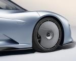 2019 McLaren Speedtail Wheel Wallpapers 150x120