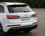 2020 Audi Q7 TFSI e quattro Plug-In Hybrid (Color: Glacier White) Detail Wallpapers 150x120 (32)