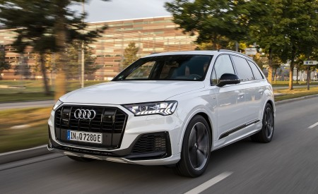 2020 Audi Q7 TFSI E Quattro Wallpapers & HD Images