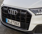 2020 Audi Q7 TFSI e quattro Plug-In Hybrid (Color: Glacier White) Grill Wallpapers 150x120 (30)