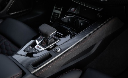 2020 Audi RS 5 Coupe Central Console Wallpapers 450x275 (40)