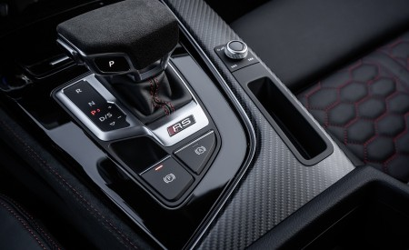 2020 Audi RS 5 Coupe Central Console Wallpapers 450x275 (39)