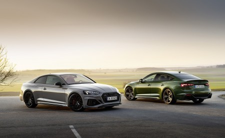 2020 Audi RS 5 Coupe (Color: Nardo Gray) Wallpapers 450x275 (18)