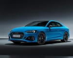 2020 Audi RS 5 Coupe (Color: Turbo Blue) Front Three-Quarter Wallpapers 150x120 (18)
