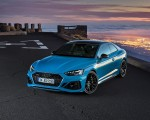2020 Audi RS 5 Coupe (Color: Turbo Blue) Front Three-Quarter Wallpapers 150x120 (12)