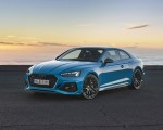 2020 Audi RS 5 Coupe (Color: Turbo Blue) Front Three-Quarter Wallpapers 150x120 (46)