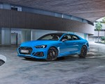 2020 Audi RS 5 Coupe (Color: Turbo Blue) Front Three-Quarter Wallpapers 150x120 (13)