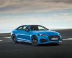 2020 Audi RS 5 Coupe (Color: Turbo Blue) Front Three-Quarter Wallpapers 150x120 (47)
